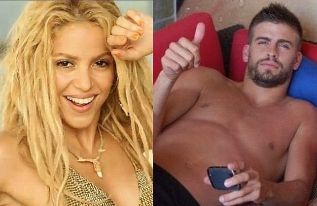 Shakira, Pique.