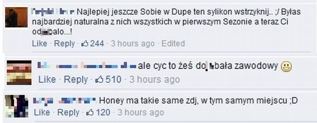 Screen z Facebooka Dużej Ani