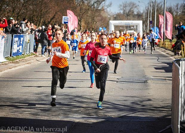 Zdjęcie numer 117 w galerii - Otwarcie sezonu biegowego w Łodzi.