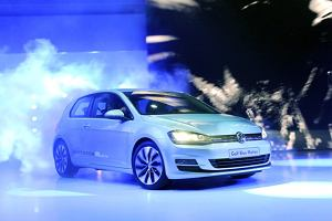 Megaoszczędny VW Golf Bluemotion