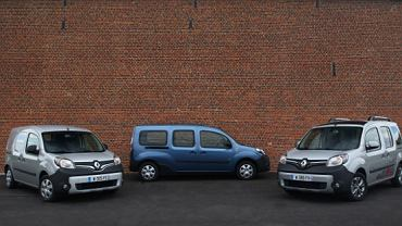 Renault Kangoo - gama modelowa