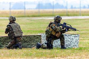 Niemcy obiecały NATO zwiększenie wydatków na wojsko. Wcześniej kraj krytykował Donald Trump