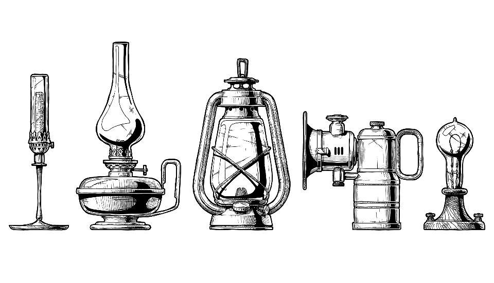 Rewolucja w oświetleniu - Ignacy Łukasiewicz wynalazł lampę naftową