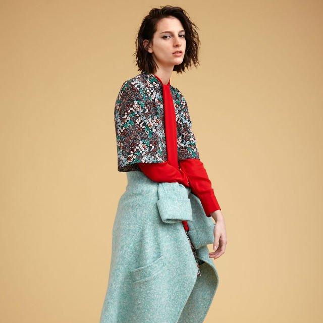 Wzory w jesiennej kolekcji Zara zdjęcie 2