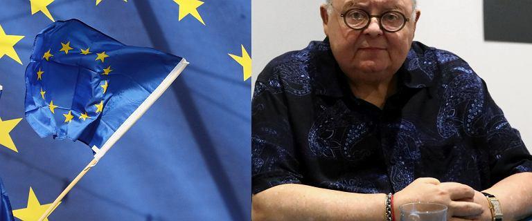 Mann: Wnoszę o uzupełnienie wzoru flagi unijnej o osiem dodatkowych gwiazdek