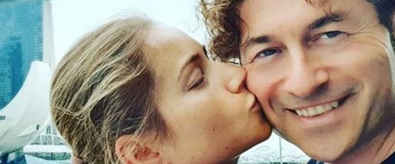Piotr Rubik pokazał zdjęcie z żoną sprzed 12 lat