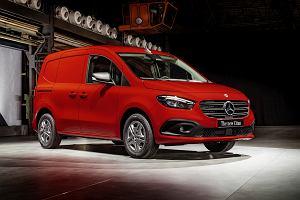 Opinie Moto.pl: Nowy Mercedes Citan. Nie mówcie na niego Kangoo