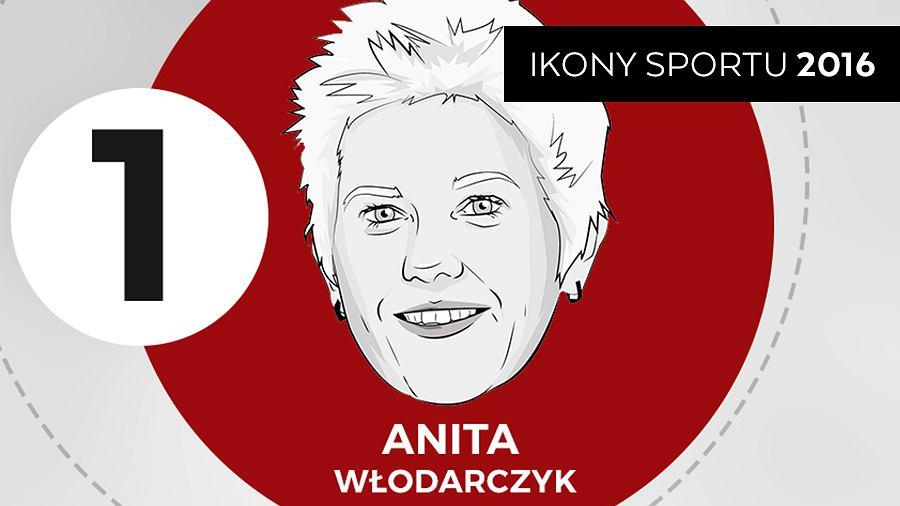 Anita Włodarczyk - Ikona Sportu 2016