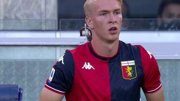 Aleksander Buksa debiutuje w Serie A