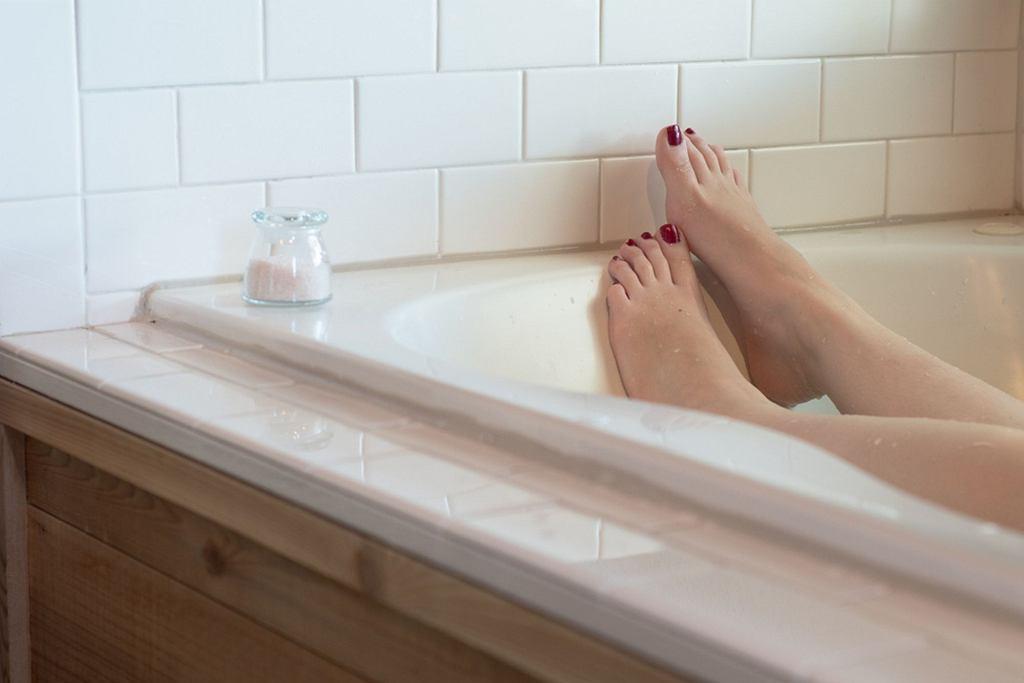 Sól bocheńska może być wykorzystywana m.in. do kąpieli