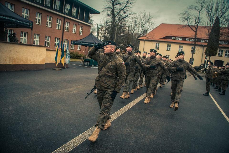 Zdjęcie numer 10 w galerii - Żołnierze, którzy wzmacniali południową flankę NATO, wrócili do domu [ZDJĘCIA]