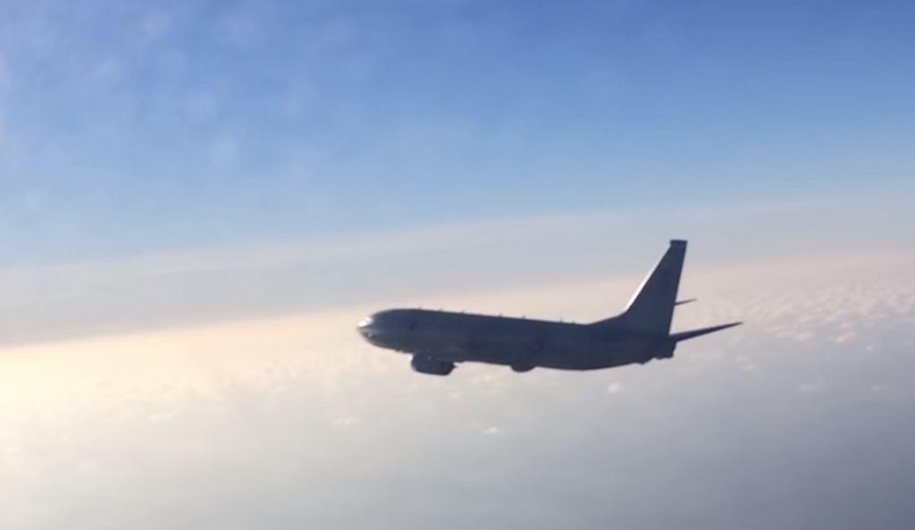Rosyjskie myśliwce przechwyciły amerykański samolot zwiadowczy nad Bałtykiem