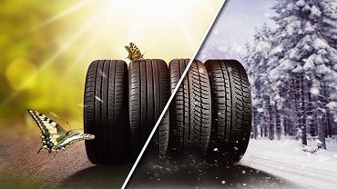 Jakie opony wybrać? Sezonowe czy całoroczne? Zdjęcie ilustracyjne