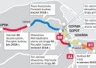 Za trzy lata ruszy wielka budowa dróg [GRAFIKA]