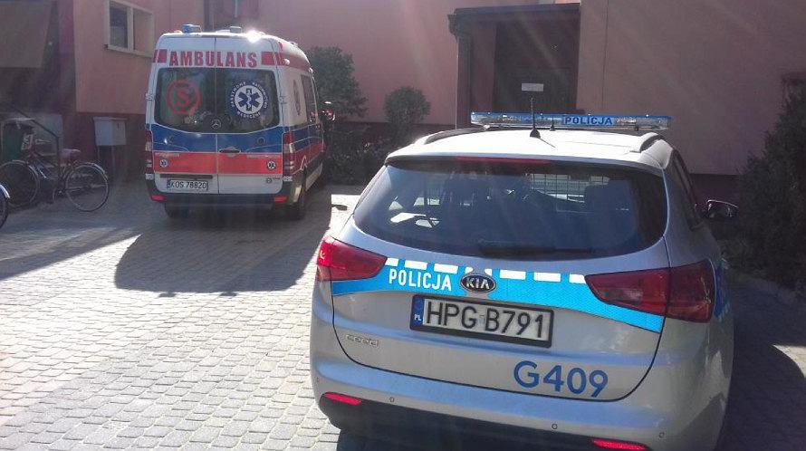 Oświęcim. 13-latek w stanie upojenia alkoholowego/Komenda Powiatowa Policji w Oświęcimiu