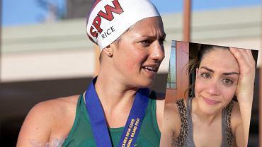 Stephanie Rice, była mistrzyni olimpijska w pływaniu