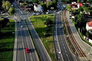 W miejscu korkującego skrzyżowania przy OBI w Katowicach ma powstać rondo