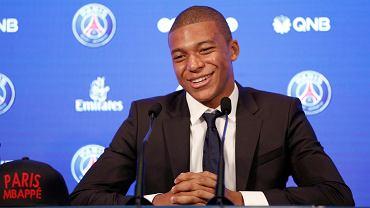 France PSG Mbappe