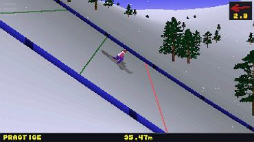Deluxe Ski Jump 2 na Androida