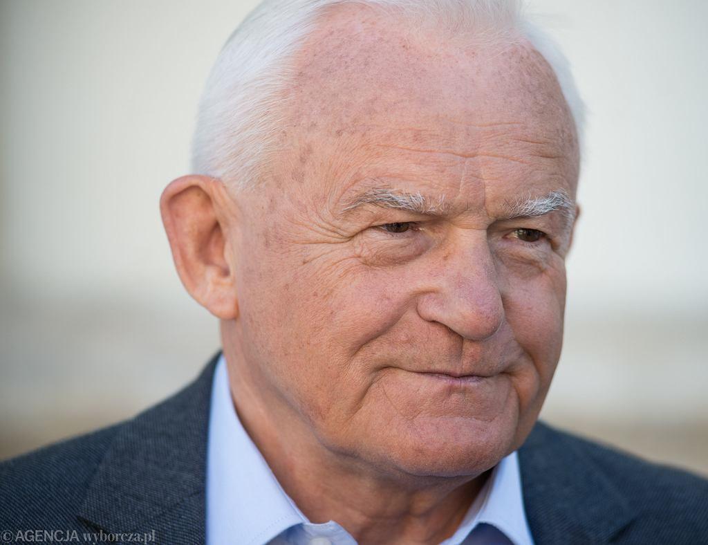 Leszek Miller: Adam Andruszkiewicz powinien zostać zdymisjonowany