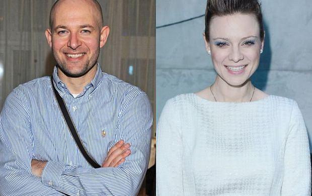 Magdalena Boczarska i Szymon Bobrowski