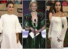 Szokująca suknia Nicole Kidman z papugami na ramionach, Emma Stone w bieliźnie... Oto 7 najlepszych i 7 najgorszych stylizacji SAG Awards 2017