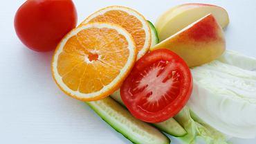 Dieta przeciwzapalna zawiera produkty o niskim poziomie glikemicznym