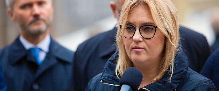 Akt oskarżenia wobec Magdaleny Adamowicz. Jest oświadczenie europosłanki