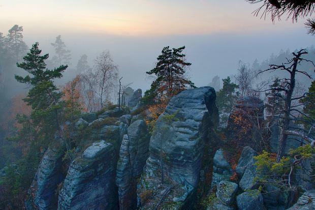 Czechy - Czeski Raj. Skalne Miasta Prachov / fot. Jaroslav Kuba Flickr.com CC BY