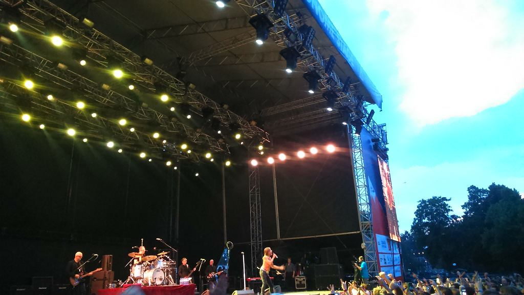 Iggy Pop na festiwalu Metronome / Małgorzata Muraszko
