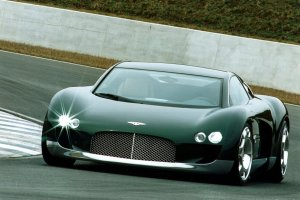 Bentley   Będzie sportowe coupe?