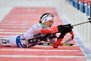 MŚ w biathlonie. Polki bardzo daleko. Hanna Oeberg mistrzynią świata