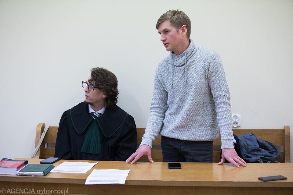 Patryk Tomaszewski z adwokatek