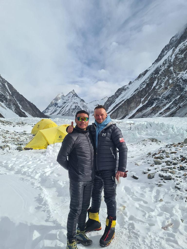 Waldemar Kowalewski opowiada o wyprawie na K2