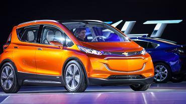 Chevrolet Bolt EV Concept