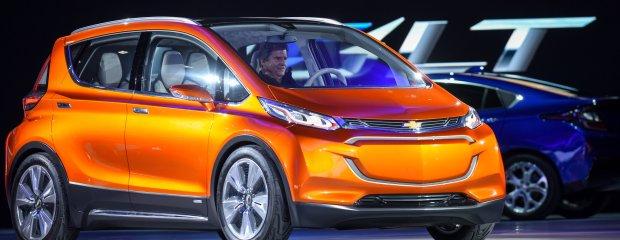 Salon Detroit 2015 | Chevrolet Bolt EV Concept | Rekordowy zasięg