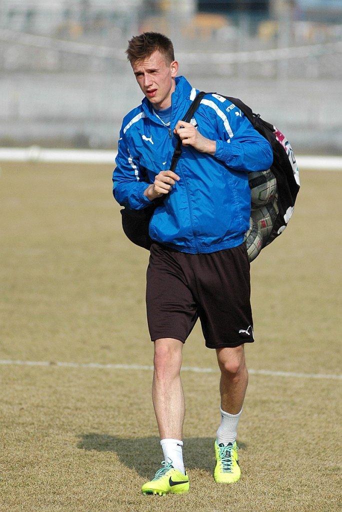 Szymon Zgarda (Lech Poznań)
