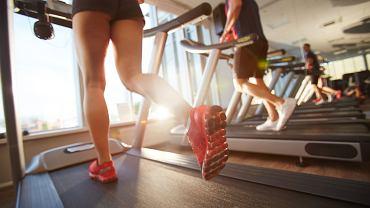 Trening na bieżni wzmacnia całe ciało i układ oddechowy