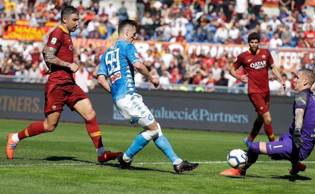 SSC Napoli - Genoa CFC. Gdzie oglądać mecz Serie A?