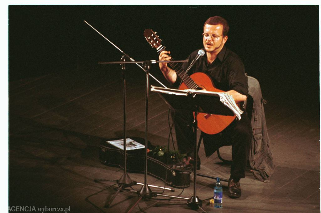 Jacek Kaczmarski zmarł 15 lat temu. Pod koniec życia stracił głos
