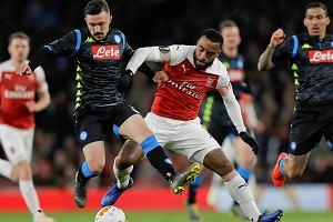 Arsenal bliżej półfinału. Kanonierzy imponowali wszechstronnością na tle słabego Napoli