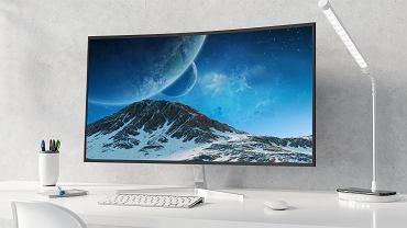 Zakrzywione monitory to prawdziwa rewolucja dla graczy i pracowników biurowych