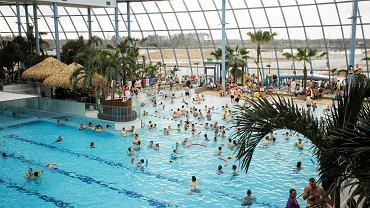 Otwarcie parku wodnego Suntago