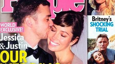 Jessica Biel i Justin Timberlake.