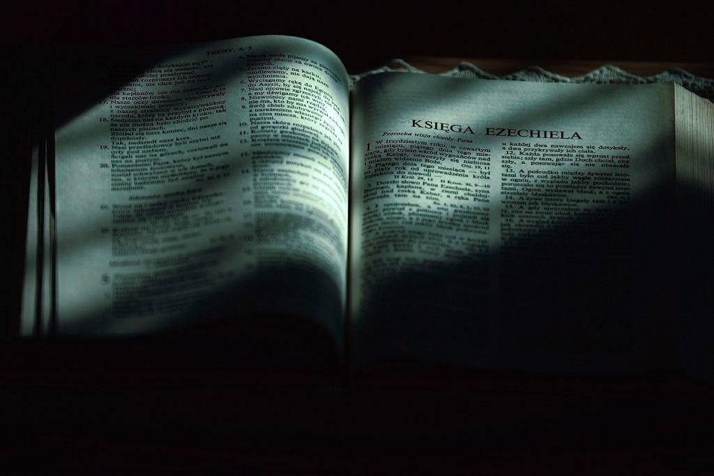 Biblia (zdjęcie ilustracyjne)
