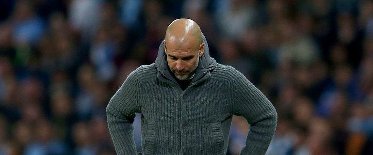 """Guardiola skomentował kontrowersyjnego gola Tottenhamu w LM. """"Śmieszne"""""""