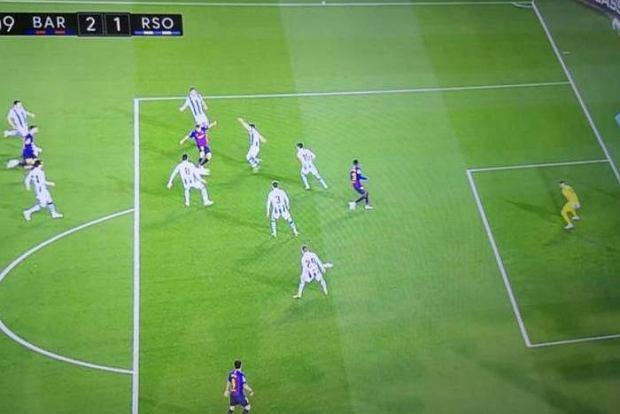 Barcelona - kontrowersyjna sytuacja
