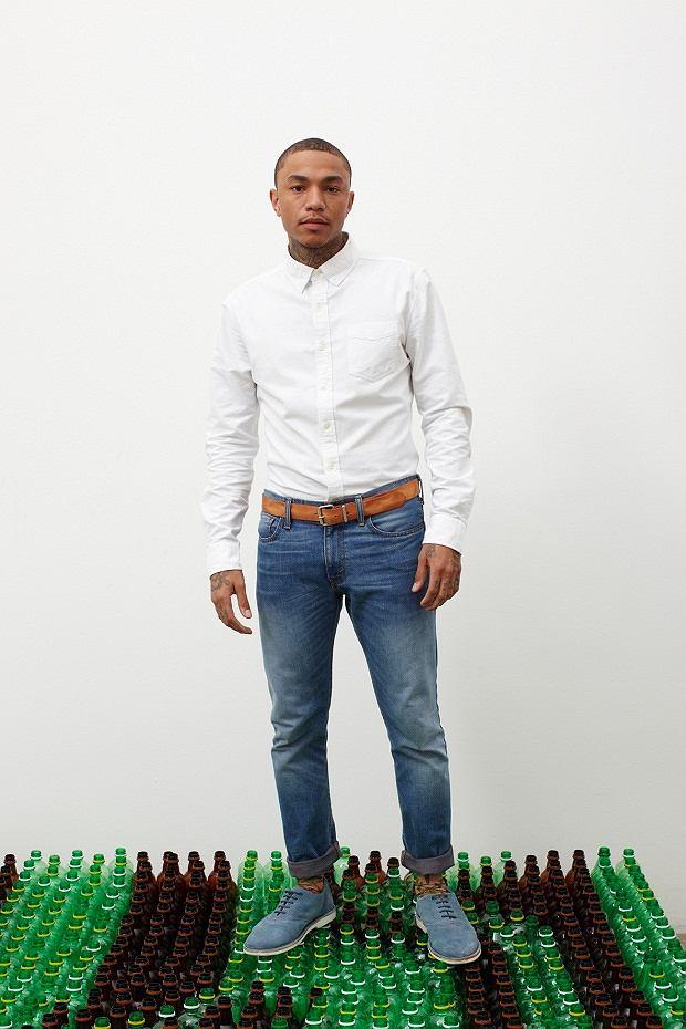 Spodnie z kolekcji Levi's. Cena: ok. 390 zł