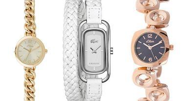 Damskie zegarki do każdej stylizacji