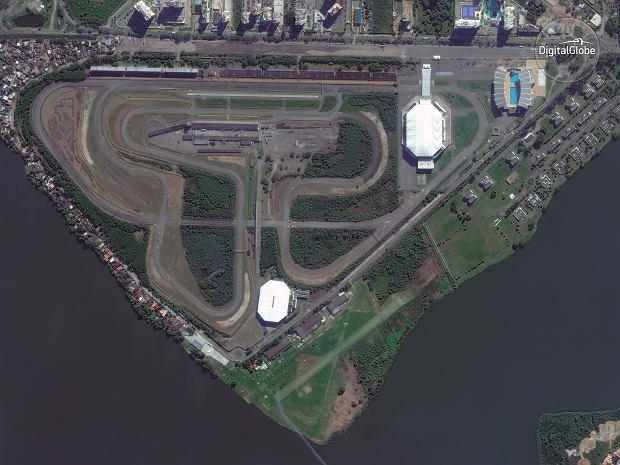 Barra Olympic Park, 1.07.2012